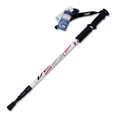 "1PC Adjustable AntiShock Trekking Hiking Walking Stick Pole 3-section 66cm-135cm/ 26 "" to 53 "" with Dropshipping-Dollar Bargains Online Shopping Australia"