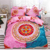 4/3 pcs cotton bedding kids owl boys/girls bedding set 3d bed linen duvet cover bed sheet pillowcases full/twin/queen size bed-Dollar Bargains Online Shopping Australia