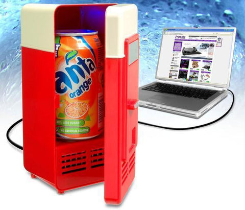 USB Fridge USB Refrigerator / Cup Bottle Cooler and Warmer-Dollar Bargains Online Shopping Australia