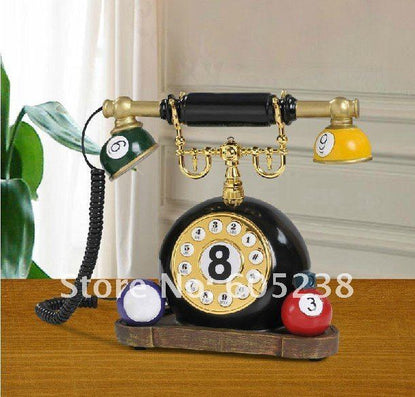 Retro Sporty Billiard Telephone Snooker Telephone-Dollar Bargains Online Shopping Australia