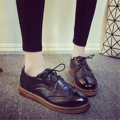 FLAT Oxford shoes for women flats new autumn Fashion women shoes moccasins sapatos femininos sapatilhas zapatos mujer-Dollar Bargains Online Shopping Australia