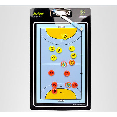 Handball Coaching board Tactical Board handball Coach Plate with pen and Dry Erase coach equipment custom-make-Dollar Bargains Online Shopping Australia