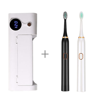Ultraviolet toothbrush sterilization disinfecter suitable for All types of toothbrushes-Dollar Bargains Online Shopping Australia