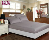 fitting sheet bedspread Pure cotton satin bed spread flannelette single bed Mikasa mattress dust protection sheet-Dollar Bargains Online Shopping Australia