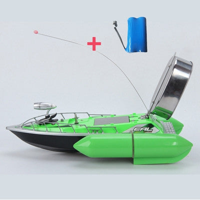 Green 1 batteryNewest T10-B mini fast electric rc bait fishing boat 280M Remote Fish Finder boat fishing Lure boat rc boat 5Hours/6400MAH