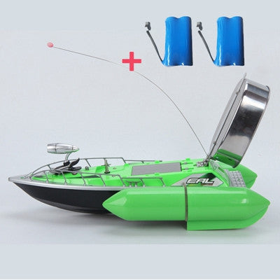 Green 2 batteryNewest T10-B mini fast electric rc bait fishing boat 280M Remote Fish Finder boat fishing Lure boat rc boat 5Hours/6400MAH