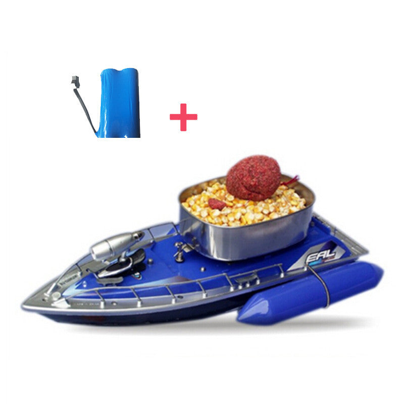 blue 1 batteryNewest T10-B mini fast electric rc bait fishing boat 280M Remote Fish Finder boat fishing Lure boat rc boat 5Hours/6400MAH