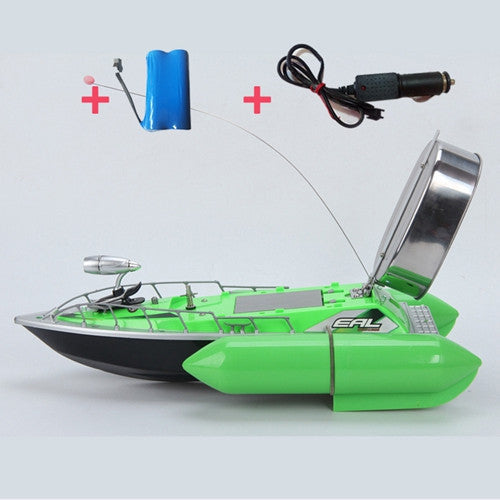 Newest T10-B mini fast electric rc bait fishing boat 280M Remote Fish Finder boat fishing Lure boat rc boat 5Hours/6400MAH