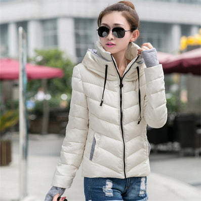 2016 New Fashion Down & Parkas Warm Winter Coat Women Light Winter Coat Winter Jacket Women Parkas For Women Winter TD1 - Dollar Bargains - 11