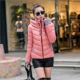 2016 New Fashion Down & Parkas Warm Winter Coat Women Light Winter Coat Winter Jacket Women Parkas For Women Winter TD1 - Dollar Bargains - 3