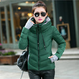 2016 New Fashion Down & Parkas Warm Winter Coat Women Light Winter Coat Winter Jacket Women Parkas For Women Winter TD1 - Dollar Bargains - 19