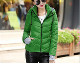 2016 New Fashion Down & Parkas Warm Winter Coat Women Light Winter Coat Winter Jacket Women Parkas For Women Winter TD1 - Dollar Bargains - 13