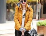 2016 New Fashion Down & Parkas Warm Winter Coat Women Light Winter Coat Winter Jacket Women Parkas For Women Winter TD1 - Dollar Bargains - 10