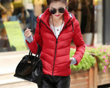 2016 New Fashion Down & Parkas Warm Winter Coat Women Light Winter Coat Winter Jacket Women Parkas For Women Winter TD1 - Dollar Bargains - 7