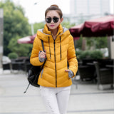 2016 New Fashion Down & Parkas Warm Winter Coat Women Light Winter Coat Winter Jacket Women Parkas For Women Winter TD1 - Dollar Bargains - 4