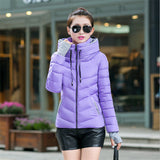 2016 New Fashion Down & Parkas Warm Winter Coat Women Light Winter Coat Winter Jacket Women Parkas For Women Winter TD1 - Dollar Bargains - 5