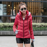 2016 New Fashion Down & Parkas Warm Winter Coat Women Light Winter Coat Winter Jacket Women Parkas For Women Winter TD1 - Dollar Bargains - 18