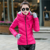 2016 New Fashion Down & Parkas Warm Winter Coat Women Light Winter Coat Winter Jacket Women Parkas For Women Winter TD1 - Dollar Bargains - 8