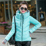 2016 New Fashion Down & Parkas Warm Winter Coat Women Light Winter Coat Winter Jacket Women Parkas For Women Winter TD1 - Dollar Bargains - 12