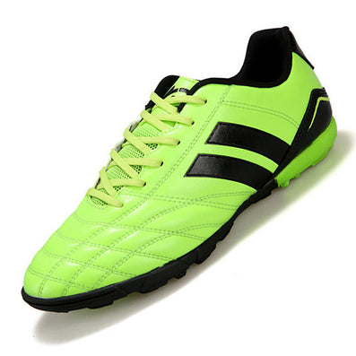 5d5bee89e Size 33-44 TF Men Soccer Shoes Football Boots Adults Boy Kid Hard Count  Trainers