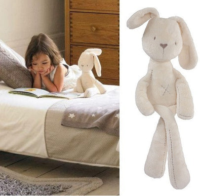 Cute Rabbit Baby Soft Plush Toys Brinquedos Plush Rabbit Stuffed Toys White Cheapest Price Best Gift for Kids-Dollar Bargains Online Shopping Australia
