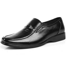 Man Dress Flats Fashion Comfortable Black Shoes for Men Spring Autumn size 38-44 XMP088-Dollar Bargains Online Shopping Australia