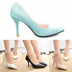 New Fashion Spring Summer Women High Heels Pointed Toe Sandals Shoes Pumps Party Womens Plus Size Female Wedding Shoes-Dollar Bargains Online Shopping Australia