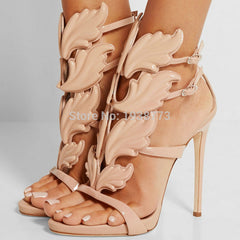 women shoes high heels sandal patent leather gladiator women pumps sexy ladies stiletto party wedding shoes woman-Dollar Bargains Online Shopping Australia