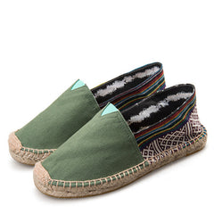 NEW23 colors Fashion Women & Men canvas espadrilles size 35-45 women's Flats casual Unisex lover shoes-Dollar Bargains Online Shopping Australia