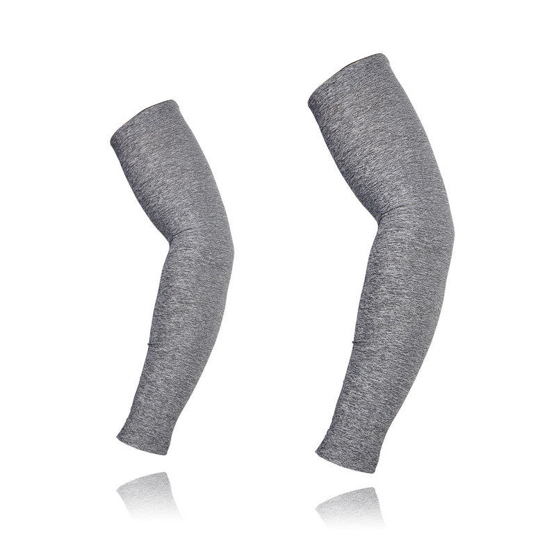 Unisex Outdoor Sports Arm Warmer Sleeves Manguito UV Protective Bike Bicycle Cycling Oversleeve Basketball Arm CoversM