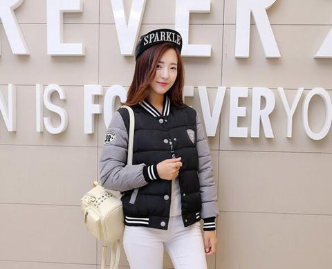 New winter jacket women uniform warm jackets winter coat women cotton female parkas Women's winter jacket-Dollar Bargains Online Shopping Australia