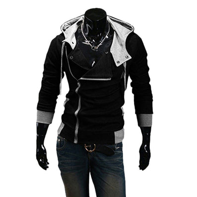 Fashion Brand Hoodies Men Casual Sportswear Male Hoody Zipper Long Sleeve Sweatshirt Jacket Plus Size 5XL-Dollar Bargains Online Shopping Australia