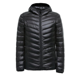 Winter Ultralight Men 90% White Duck Down Jacket Winter Duck Down Coat Waterproof Down Parkas Outerwear MA175-Dollar Bargains Online Shopping Australia