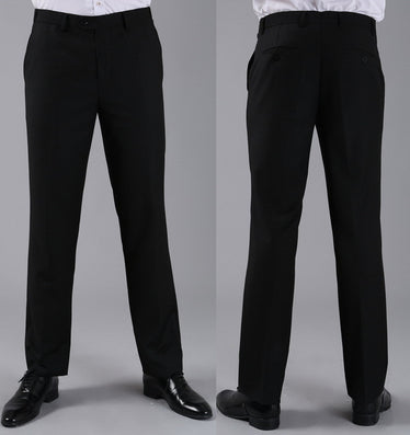 Formal Wedding Men Suit Pants Fashion Slim Fit Casual Brand Business Blazer Straight Dress Trousers H0284-Dollar Bargains Online Shopping Australia