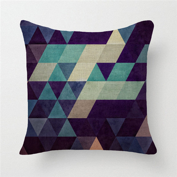 number 745x45cm 3D geometric wave lantern cushion cover decorative throw pillows case for sofa home decor pillowcase almofadas