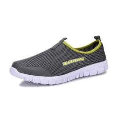 Summer Style Men Shoes Male Casual Slip On Network Shoe Man Breathable Mesh Shoes Men Loafers Size Plus XMR199-Dollar Bargains Online Shopping Australia