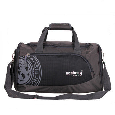 BlackNylon Outdoor Male Sport Bag Professional Men And Women Fitness Shoulder Gym Bag Training Female Yoga Duffel Bag