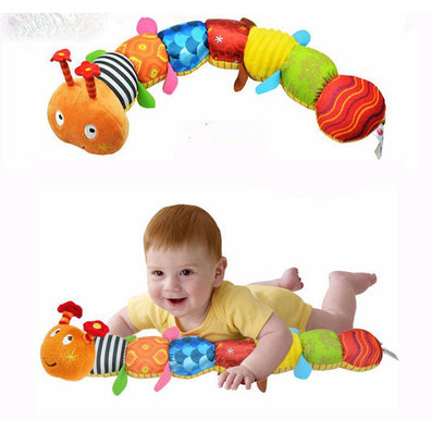 Cloth multifunctional educational children toys Baby rattles of music hand puppets animals for kids WJ167-Dollar Bargains Online Shopping Australia