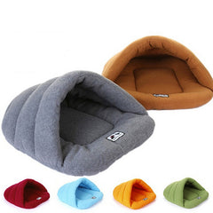 New Simple Style Warm Sleeping Bags Pet Kennel Pet Nest Dog Litters Medium and Small Animal House Dog House Perros-Dollar Bargains Online Shopping Australia