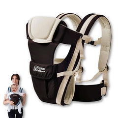2-30 Months Breathable Multifunctional Front Facing Baby Carrier Infant Comfortable Sling Backpack Pouch Wrap Baby Kangaroo-Dollar Bargains Online Shopping Australia