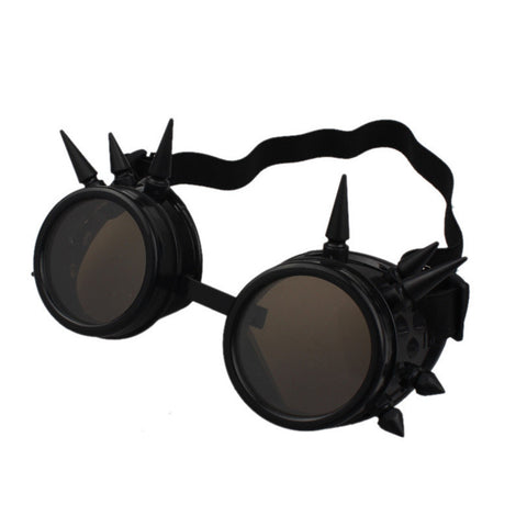 Durable  lunette de soleil  Rivet Steampunk  sunglasses women Windproof for oculos Mirror Vintage Gothic Glasses oculos luneta - Dollar Bargains - 4
