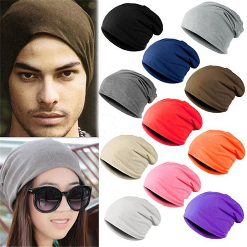 Winter Bad Hair Day Warm Unisex Knitted Ski Crochet Slouchy Hat Cap for Women Men Beanies Hip Hop Hats Hot - Dollar Bargains - 1