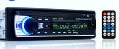 Car Radio Stereo Player Bluetooth Phone AUX-IN MP3 FM/USB/1 Din/remote control 12V Car Audio Auto-Dollar Bargains Online Shopping Australia