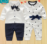 Baby Rompers Children Autumn Clothing Set born Baby Clothes Cotton Baby Rompers Long Sleeve Baby Girl Clothing Jumpsuits-Dollar Bargains Online Shopping Australia