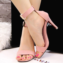 Fashion Pointed open Toe Platform Sexy High Heels Shoes Women Shoes Ladies Stiletto Sandals Mujer Summer Shoes 8cm Heel-Dollar Bargains Online Shopping Australia