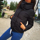 Women Coat Fashion Autumn Winter Female Down Jacket Women NEW Parkas Casual Jackets Inverno Parka Wadded plus size-Dollar Bargains Online Shopping Australia