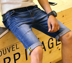 Summer Men plus Short Jeans Men's Fashion Shorts Men Summer Clothes Brand homme Short Pants 001-Dollar Bargains Online Shopping Australia