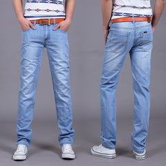 New fashion Utr Thin Retail Men's spring and summer style jeans brand denim jeans high quality leisure casual Jeans-Dollar Bargains Online Shopping Australia