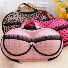 Women Lady Bra Protect Underwear Lingerie Travel Storage Bag Portable Box Case-Dollar Bargains Online Shopping Australia