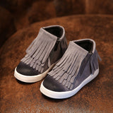 Kids Trainers Baby Shoes Girls Boys Boots Rubber Boot Baby Fashion Sport Shoes Superfly Original Tassel Shoes Comfortable-Dollar Bargains Online Shopping Australia